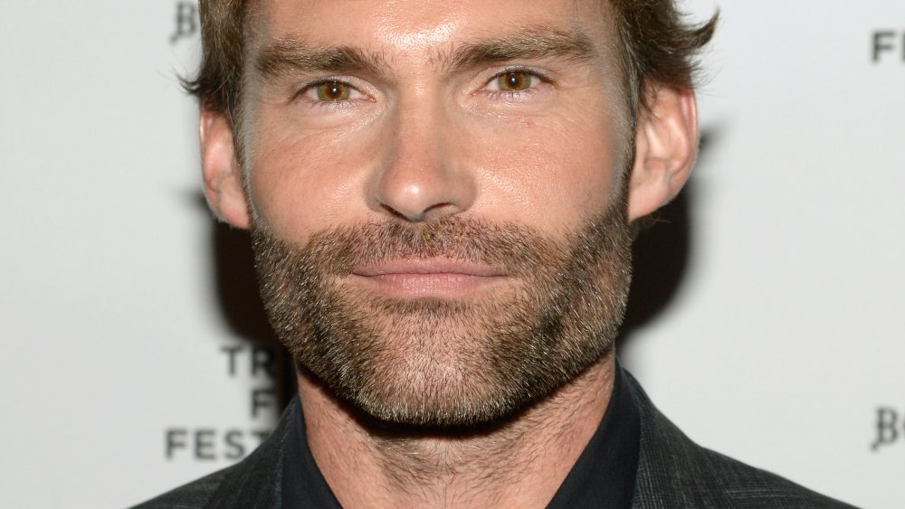 Seann William Scott at the premiere of Just Before I Go at the Tribeca Film Festival