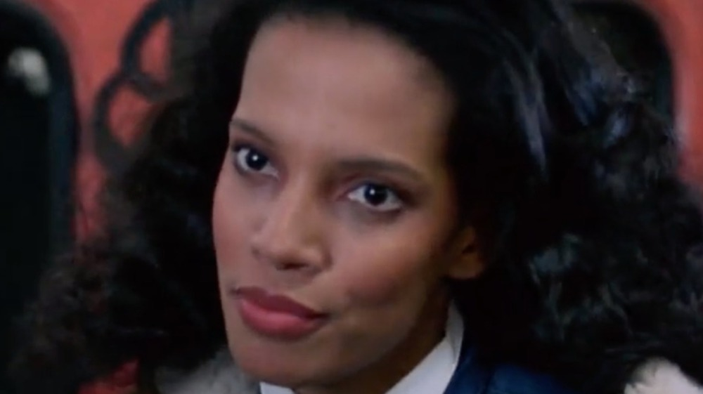 Lisa from Coming to America scene