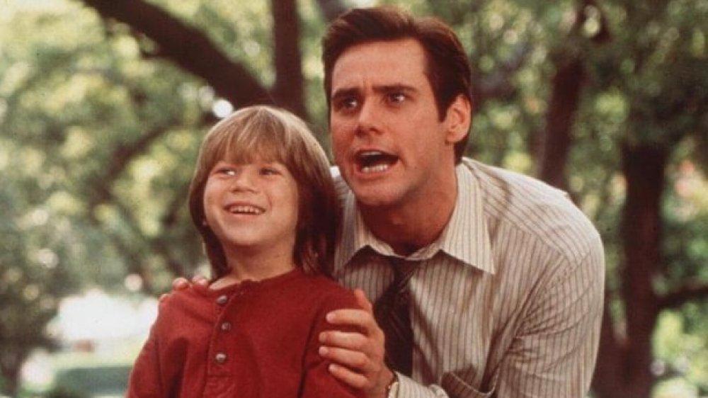 Justin Cooper, Jim Carrey