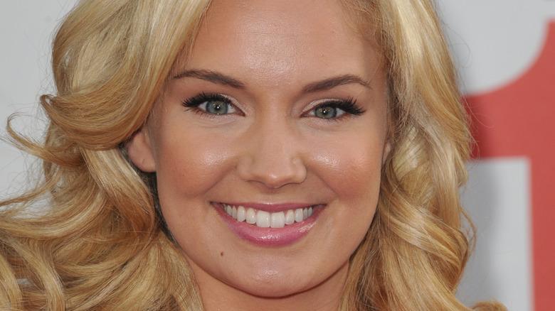Tiffany Thornton smile