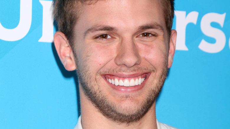 Chase Chrisley smiling