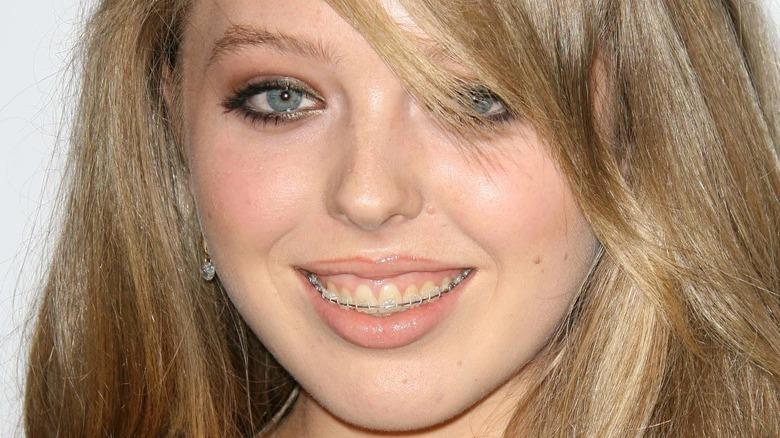 Tiffany Trump smiling