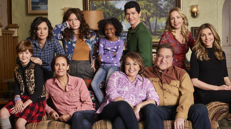 Roseanne reboot cast
