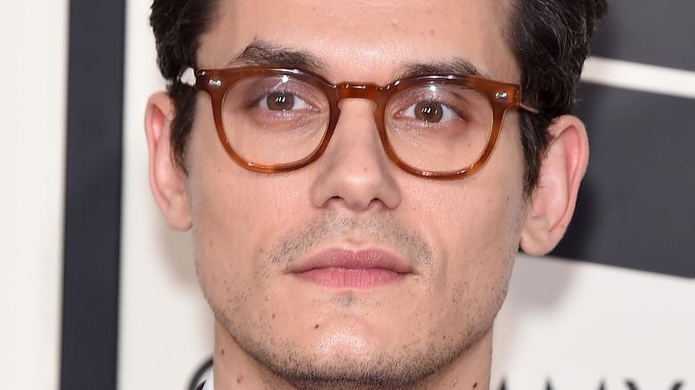 John Mayer at 2015 Grammy Awards