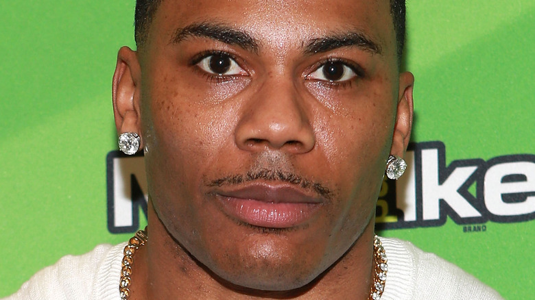 Nelly at an event