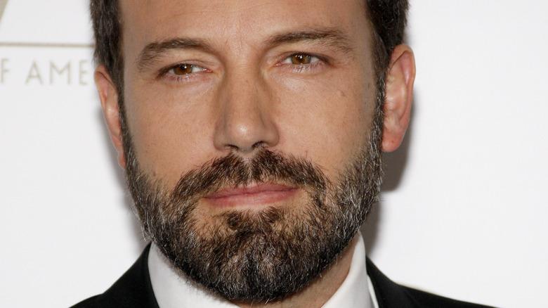 Ben Affleck beard