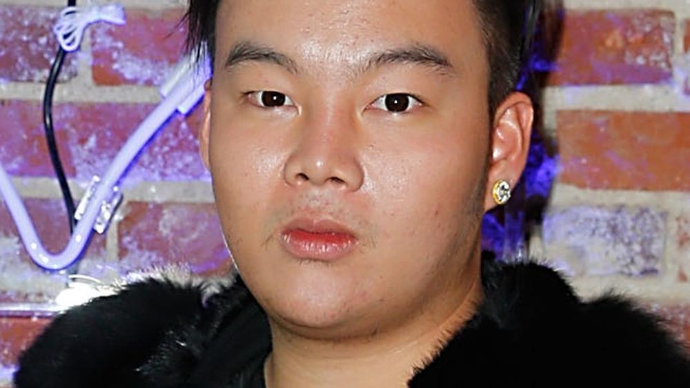 Kane Lim of Bling Empire