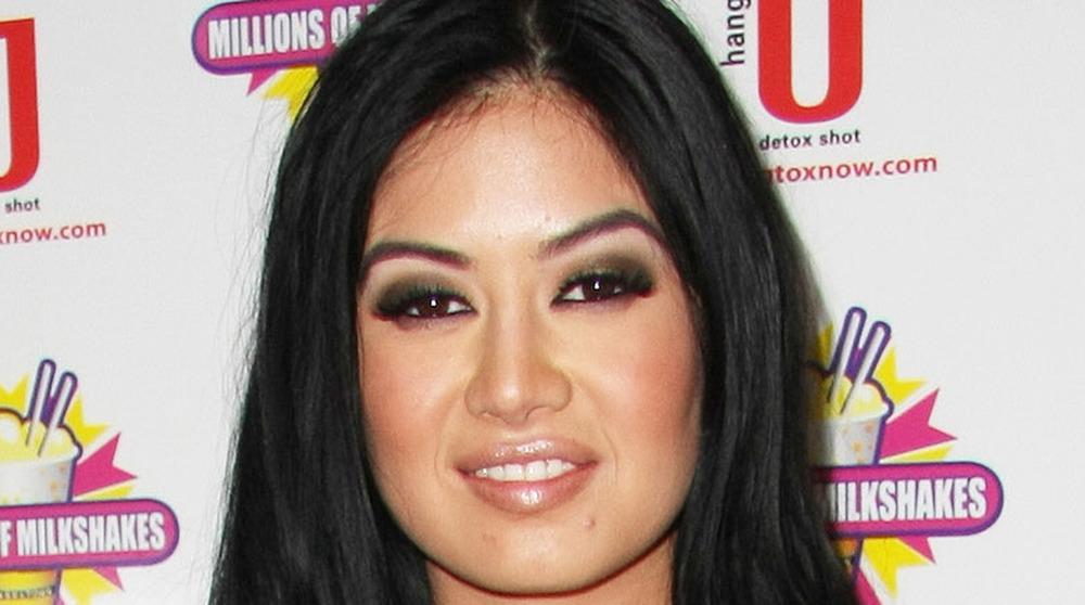 Kim Lee smiling