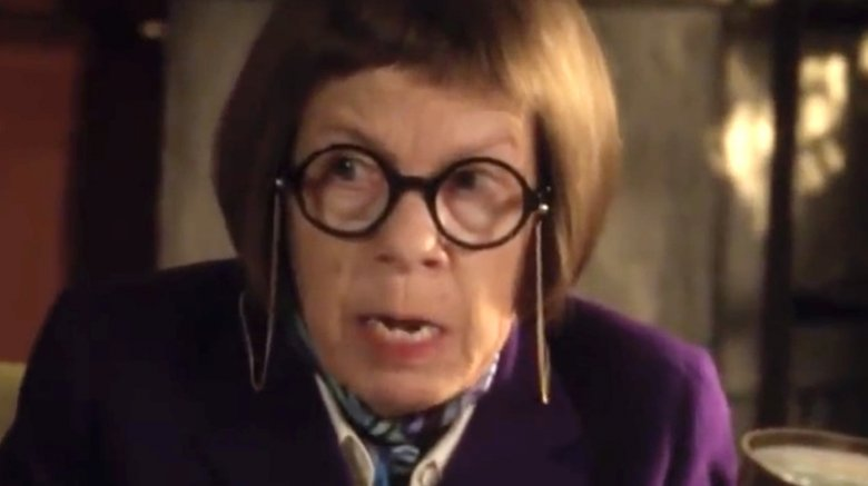 NCIS: Los Angeles character Hetty played by Linda Hunt