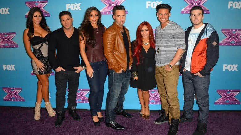 What The Jersey Shore Cast Looks Like Today