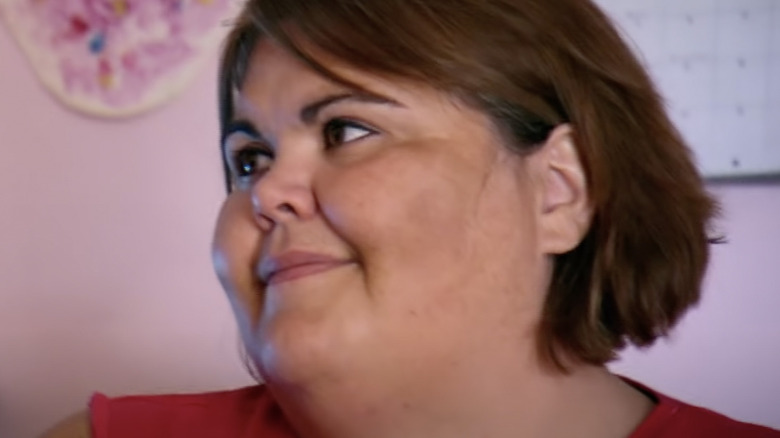 Zsalynn Whitworth on her 2014 episode of My 600-lb Life