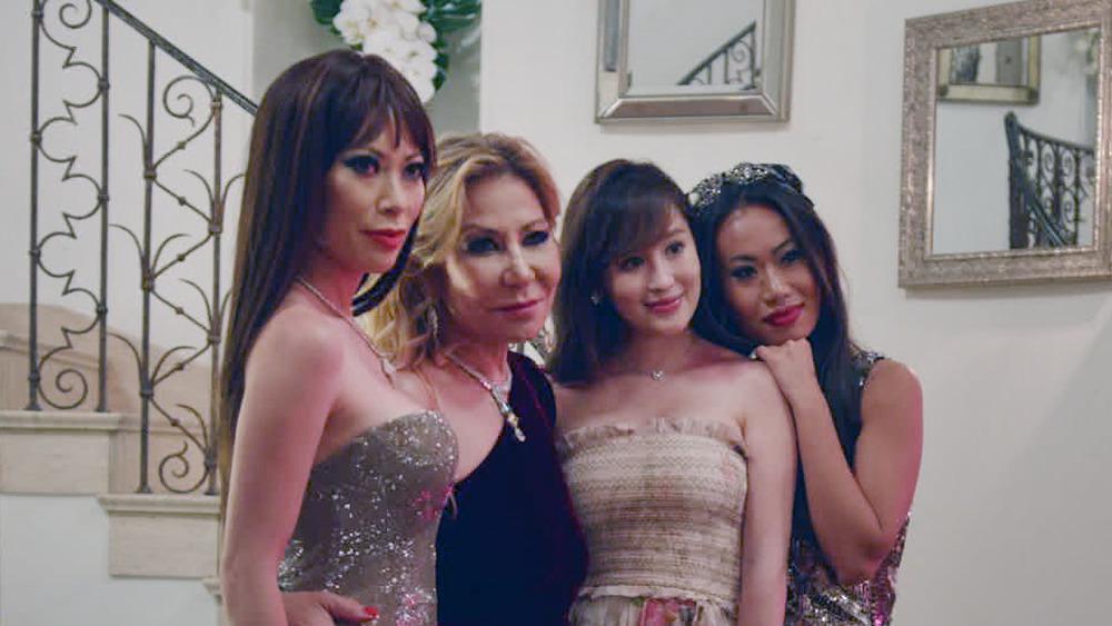 Christine Chiu, Anna Shay, Cherie and Kelly Mi Li