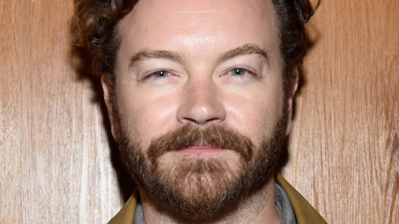Danny Masterson with a beard