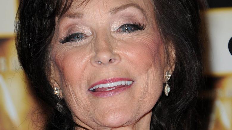Loretta Lynn at an event