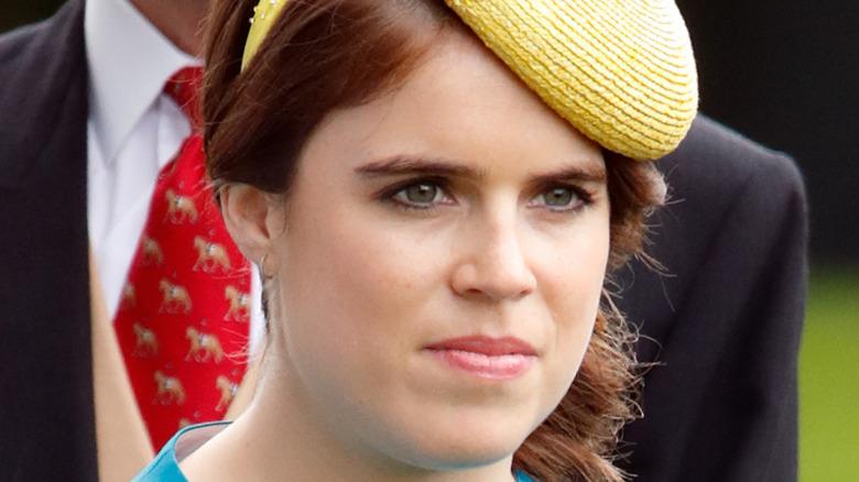 Princess Eugenie attends Royal Ascot