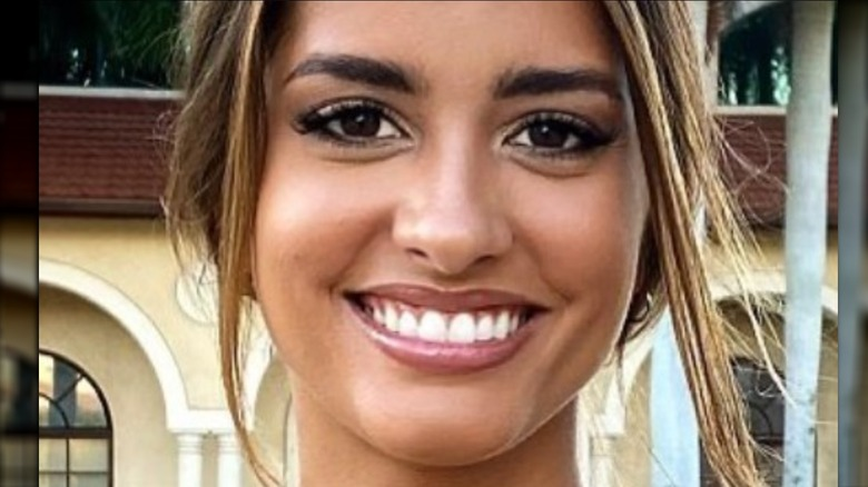 Alyssa Lopez smiling