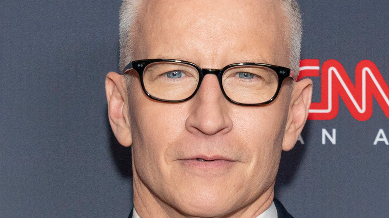 Anderson Cooper at a CNN event