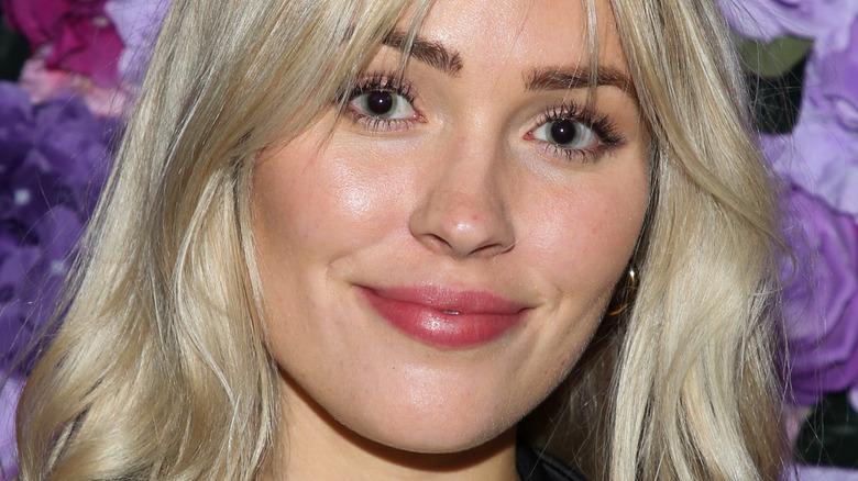 Cassie Randolph smiling