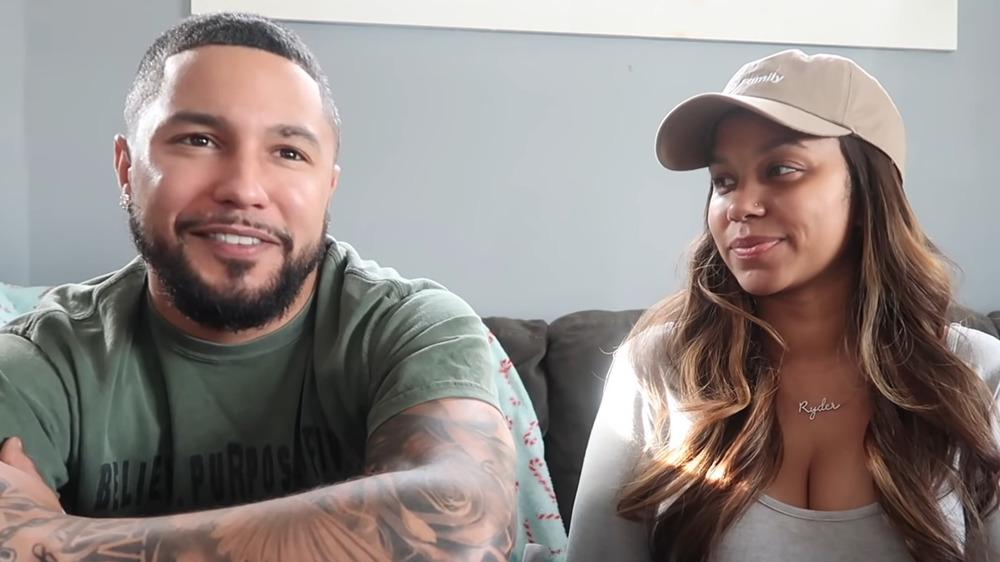 Zach Davis and Cheyenne Floyd on YouYube