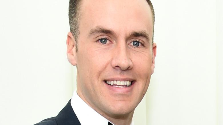 Tim Malone smiling