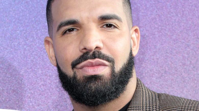 Drake at Eurphoria premiere