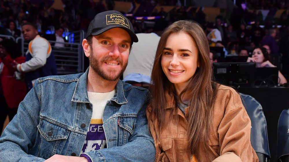 Charlie McDowell, Lily Collins