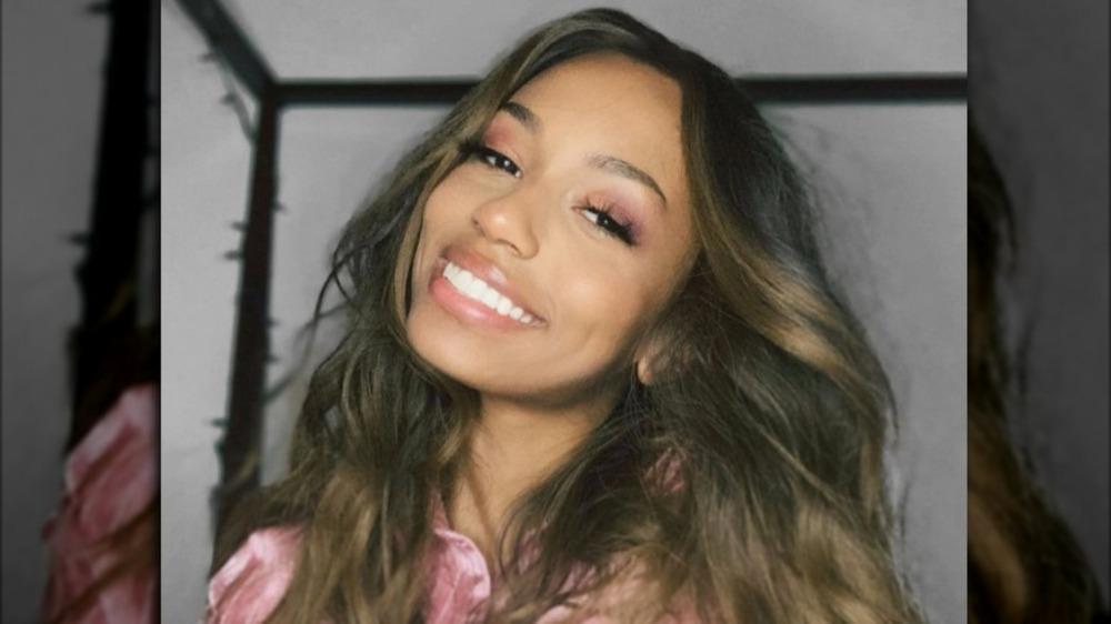 Savannah Smith smiling