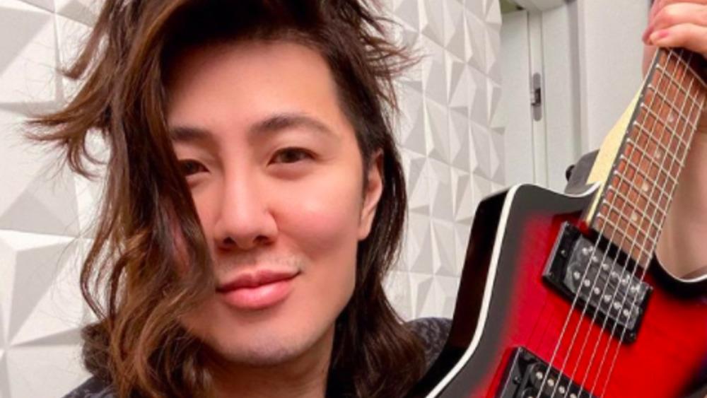 Guy Tang Bling Empire guitar