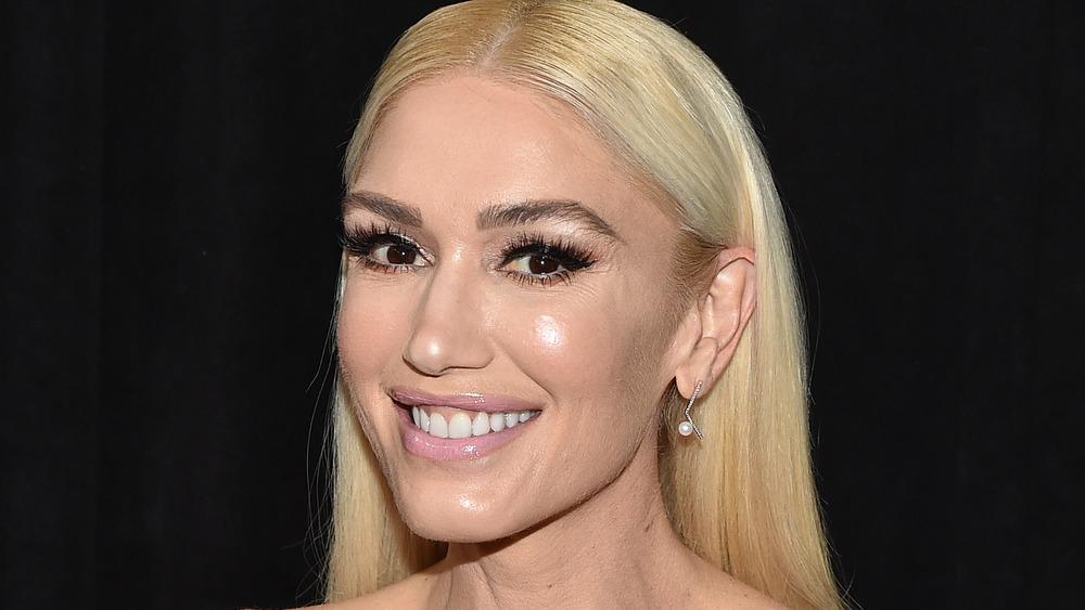 Gwen Stefani at the Grammy Awards