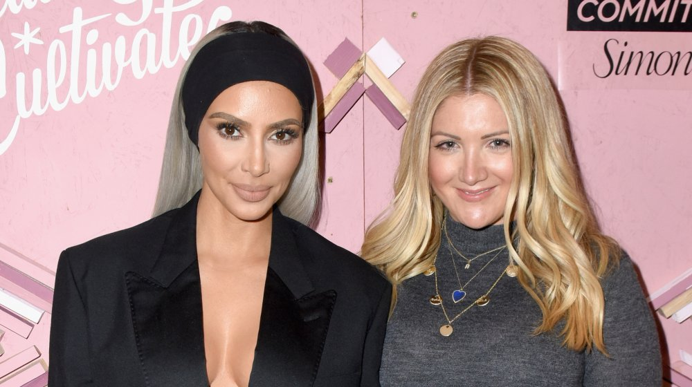 Kim Kardashian, Allison Statter