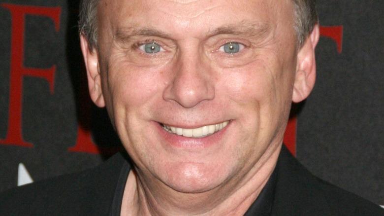Pat Sajak smiling