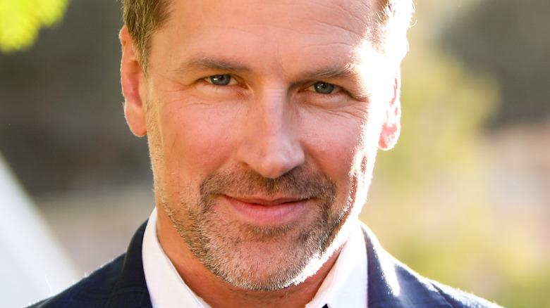 Paul Greene smiling