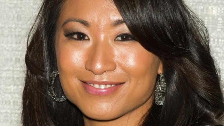 Gail Kim smiling