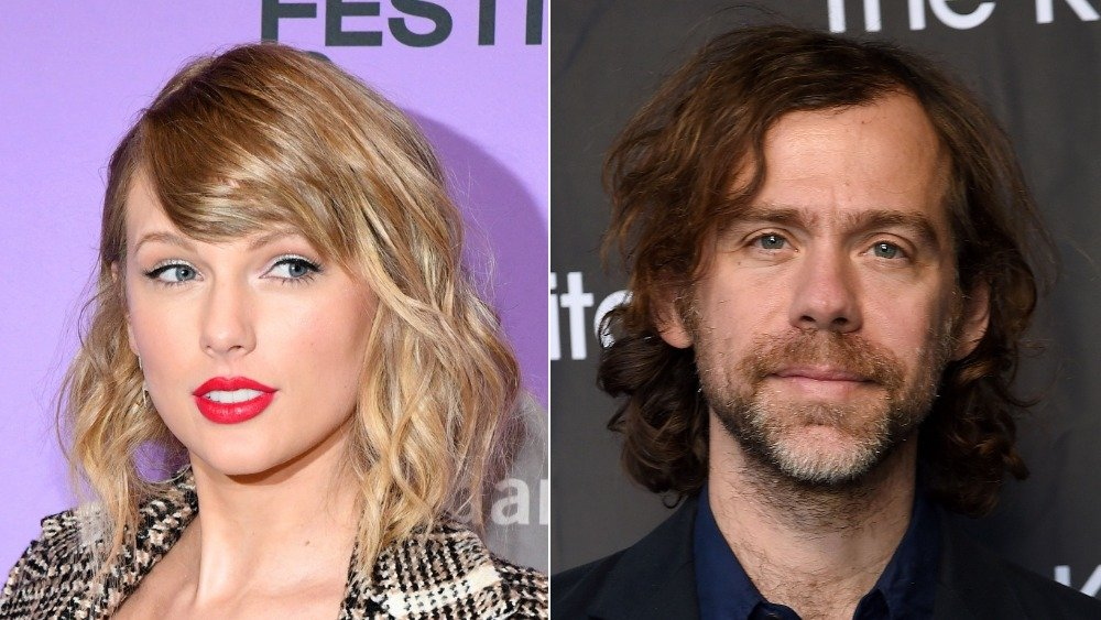 Aaron Desner and Taylor Swift
