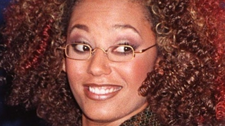 """Melanie """"Scary Spice"""" Brown in the '90s"""