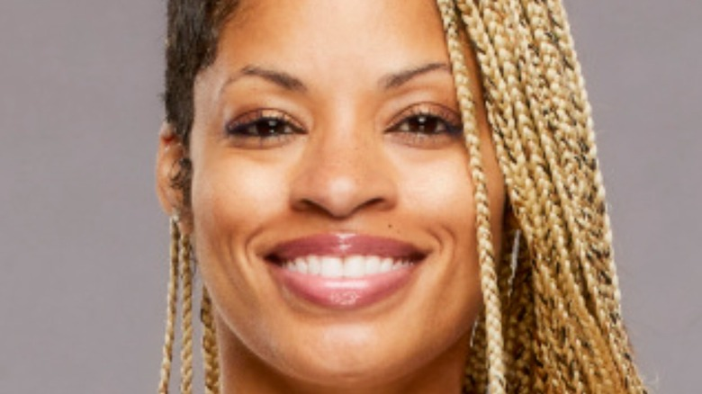 Tiffany Mitchell smiles in a file photo