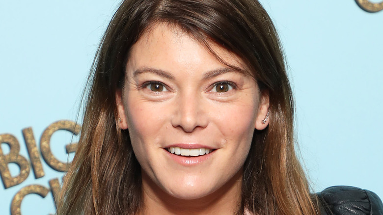 Gail Simmons on the red carpet
