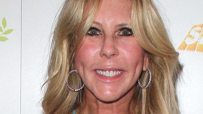 Vicki Gunvalson attends a Bravo reunion