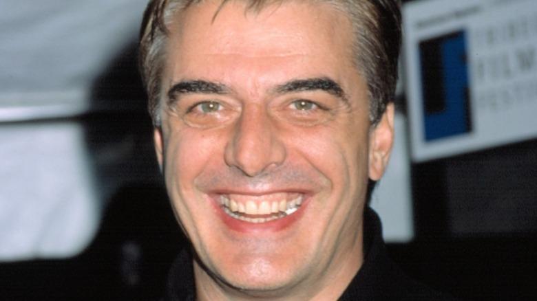 Chris Noth smile