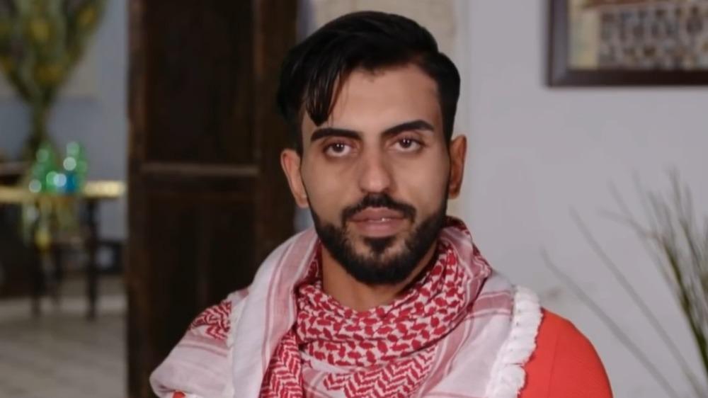 Yazan Abu Hurira on 90 Day Fiance