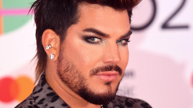 Adam Lambert in 2021