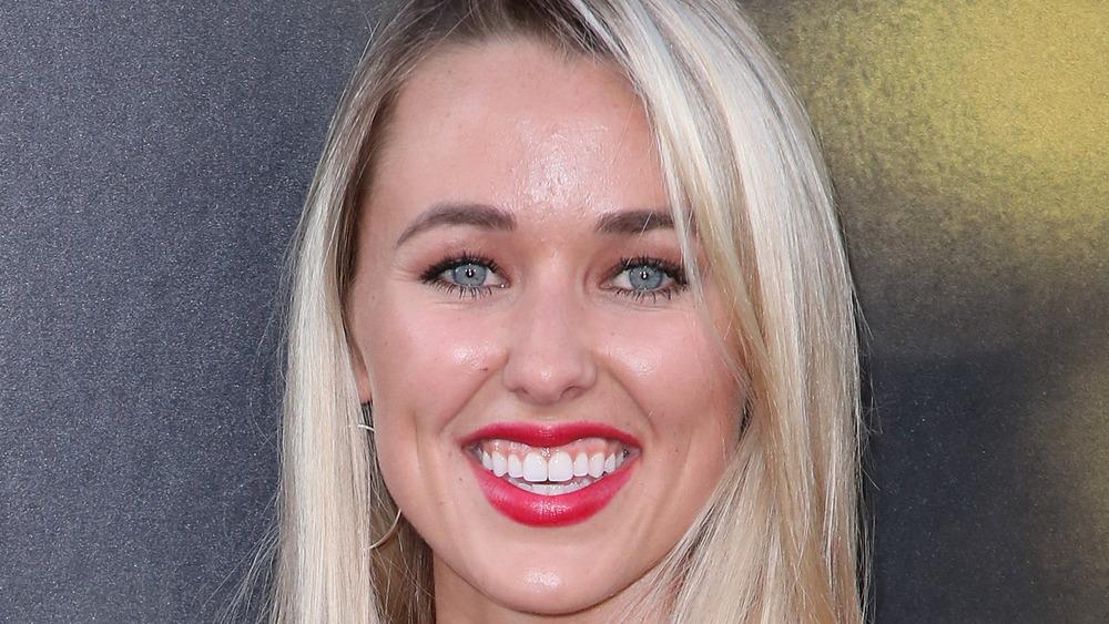 Heather Martin smiling