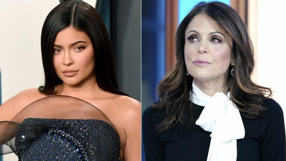 Kylie Jenner & Bethenny Frankel