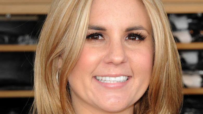 Brandi Passante smiling close up