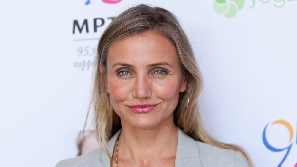 Cameron Diaz attends the MPTF Celebration for health and fitness at The Wasserman Campus