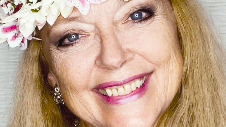 Carole Baskin smiling