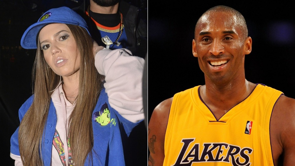 Chanel West Coast and Kobe Bryant