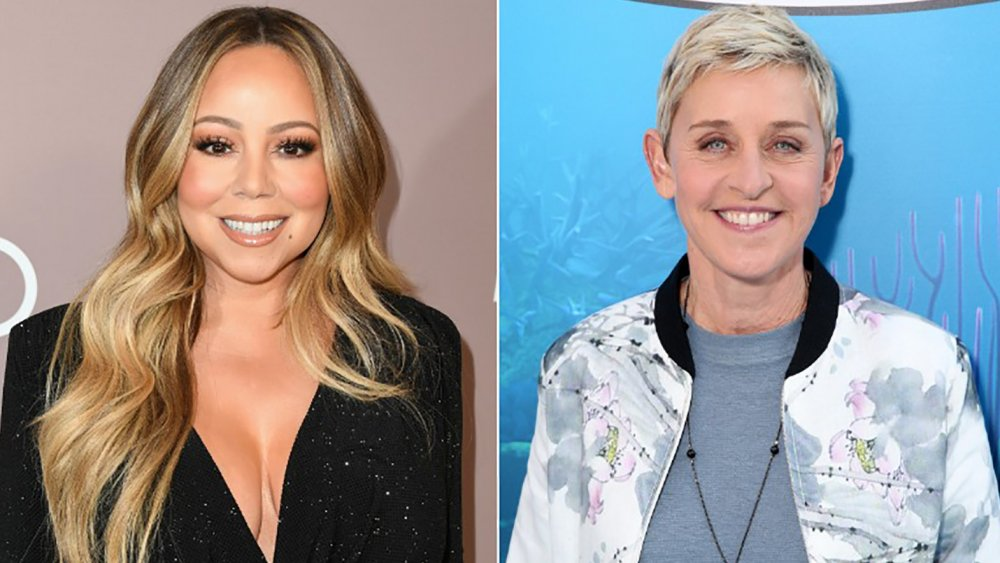 Mariah Carey, Ellen DeGeneres