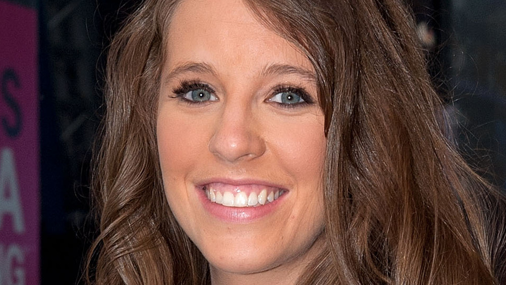 Jill Duggar smiling