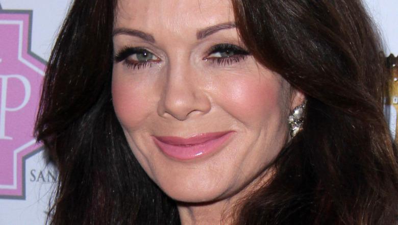 Lisa Vanderpump smiling